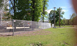Commercial Fencing Meridian MS